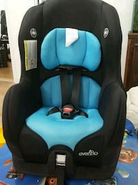 baby's blue and black Kraft car seat Mississauga, L5A