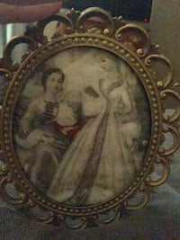 Antique picture and frame San Jose, 95127