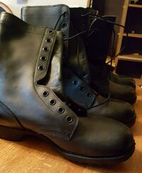Military issued combat boots Stockton, 95215