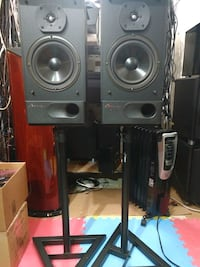 Mirage Speakers No StAnDs. FIRM ON PRICE