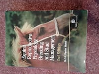 Equine reproductive physiology 2nd edition East Greenbush, 12061
