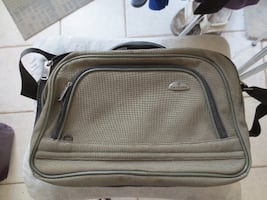 Samsonite Heavy Duty Laptop Carry On Luggage Suitcase Case