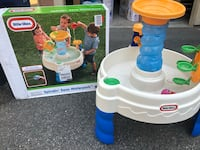 Water play table 2400 mi