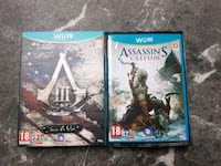 Collector edition Assasin's Creed III Wii U Ålesund, 6010