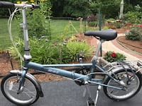 Dahon folding bike / very good condition and lightweight Great Falls, 22066