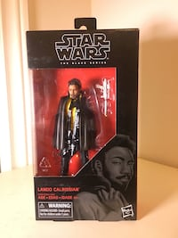 Lando Calrissian (Star Wars The Black Series) Action Figure