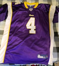 Men's Brett Favre Minnesota Vikings Jersey Reston, 20194