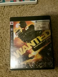 Ps3 Wanted  Export, 15632