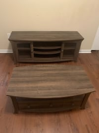 Complete Apartment! Coffee table, tv consul, dresser - all matching Charlotte, 28277