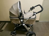 New Baby Joy Stroller - 2 in 1 convertible  Providence