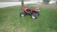 red and black ride on mower Cape Coral, 33991