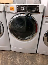 New scratch and dent GE electric dryer with warranty Baltimore, 21223