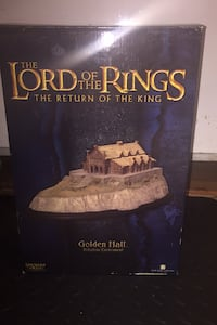 The Lord of the Rings Golden Hall Oakville, L6H