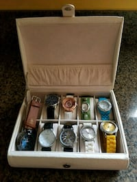 Watches and case San Fernando, 91340