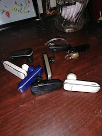 assorted colors and brands of bluetooth earpiece Louisville, 40220