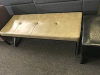 New Faux Leather Bench  Toronto, M1C 4N4