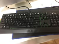 Razer blackwidow ultimate 2016 edition and a bloody mouse Ottawa, K2E 7B3