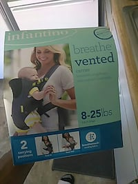 infantino breathe vented carrier North Charleston, 29405