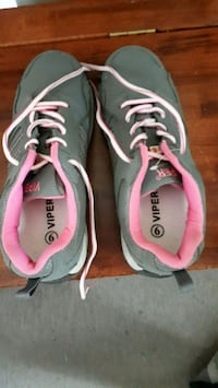 Safety shoes running CSA appr. Light Viper New Women's size 9 ee (s Beaconsfield, H9W 4L6