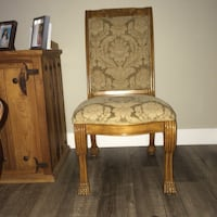 Pair of gorgeous side chairs