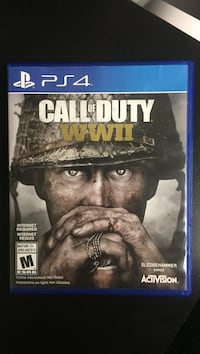 Call of Duty WW2 Mississauga, L5N 6V6