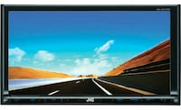 """- Jvc avx720 dual din 7"""" dvd player and controll Langley, V2Y 1Z9"""