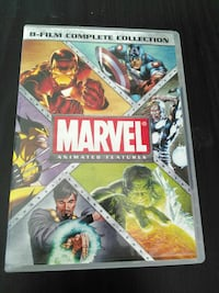 8 Marvel Animated Films (DVD) Lake Mills, 53551