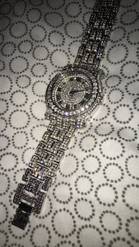 Iced out watch Calgary, T2X 1Z2