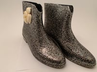 Sparkle rain boots - ankle height Toronto, M2M 4M3