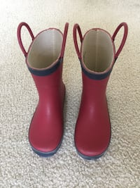 Kids Tucker+Tate Rain Boots - Size 10 Falls Church, 22043