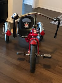 Roadmaster Roadster tricycle for 3-5 years old Toronto, M5V 1A4