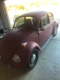 Volkswagen - The Beetle - 1973 Desert Hot Springs, 92240