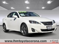 2013 Lexus IS 250 Corona