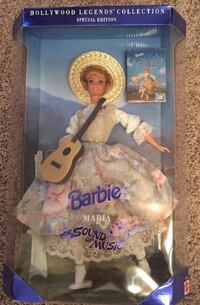 Sound of Music Barbie Doll