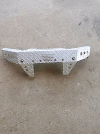 06 brute force 750 diamond plate front  bumper.  Florence, 39073