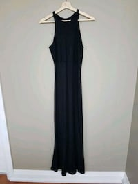 Black Maxi Dress with Side slit Toronto, M5B