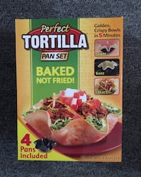 New Perfect Tortilla Pan Set Richfield, 55423