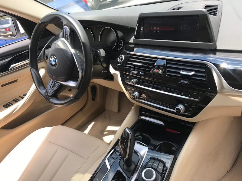 2018 BMW 5 Serisi 1.6 520I LUXURY LINE 3