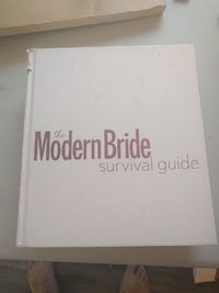 the Modern Bride survival guide book L0R 2H0, L0R 2H0