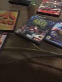 assorted Xbox 360 game cases Fort Washington, 20744