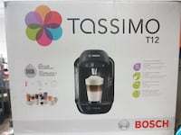 Bosch Tassimo T12 Multi Beverage Maker, Single Cup Home Brewing System Mississauga