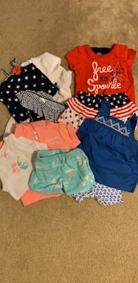 3 Month Girls  Clothes