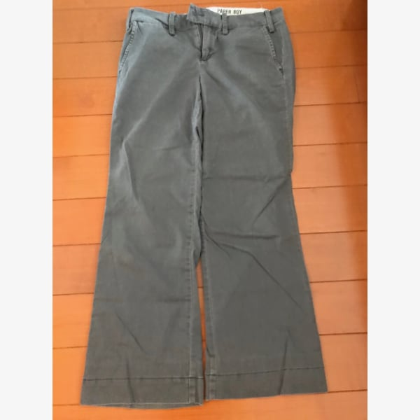 Paper Boy Pants (grey) 88d8357e-88b4-4a9c-a5d3-5db3fd0bb99c