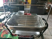 stainless steel and black panini maker Oakland, 94621