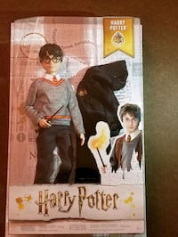 Harry Potter Wizarding World Doll New Sealed Matte Fairfax, 22033