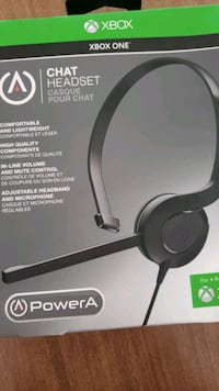 XBOX chat headset McLean, 22102