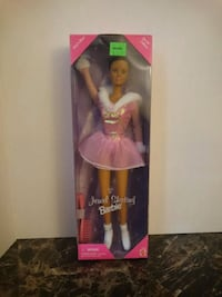 Barbie doll in pink dress in box Pittsburgh, 15205