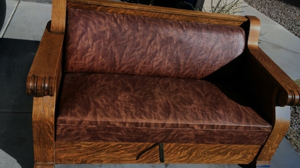 Kroehler Mfg Co Antique Oak Sofa Bed Usado En Venta En Phoenix Letgo