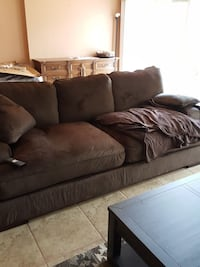 2 large brand new sofas Lake City, 32055