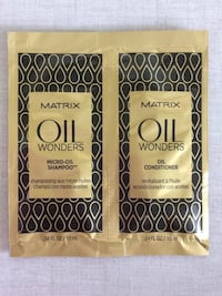 Matrix Oil Wonders Shampoo and Conditioner Duo Pack Toronto, M2R 3G7